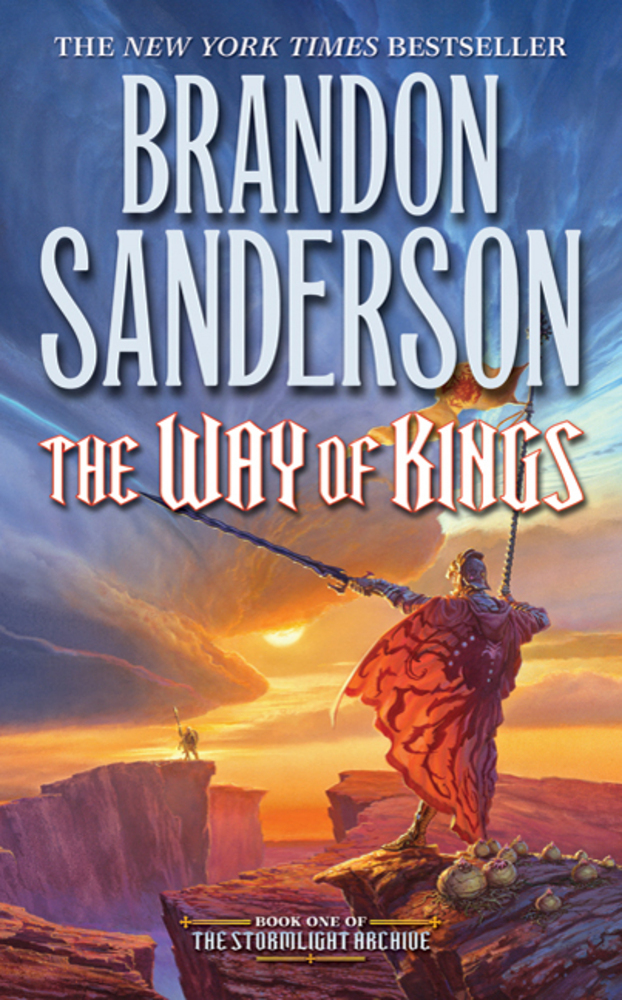 WAY OF KINGS, THE (STORMLIGHT ARCHIVE #1)