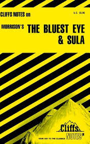 CLIFF NOTES ON THE BLUEST EYE & SULA