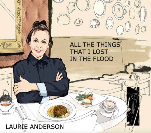ALL THE THINGS I LOST IN THE FLOOD: ESSAYS ON PICTURES, LANGUAGE AND CODE