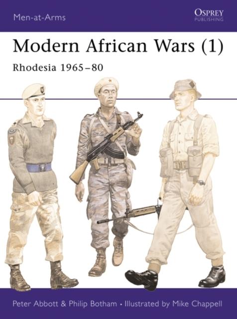 MODERN AFRICAN WARS : RHODESIA, 1965-80