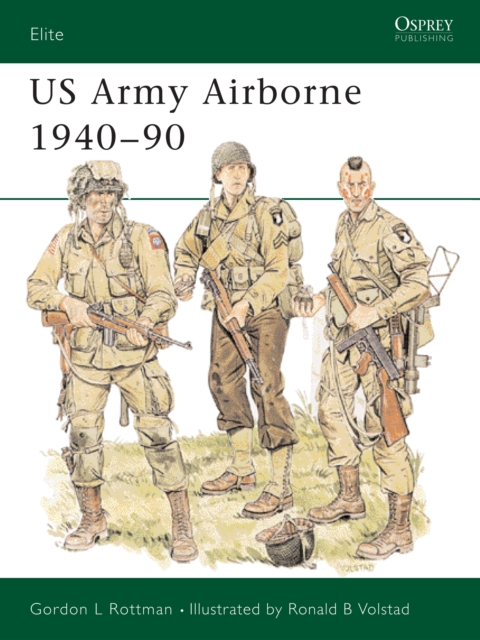 US ARMY AIRBORNE, 1940-90 : THE FIRST FIFTY YEARS : NO 31
