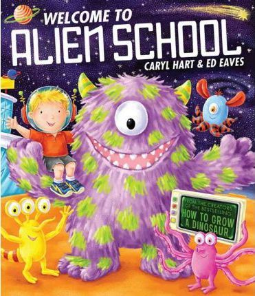 WELCOME TO ALIEN SCHOOL