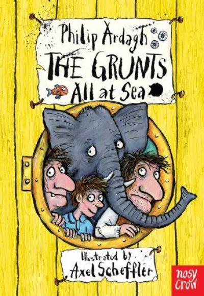 GRUNTS ALL AT SEA, THE (GRUNTS #2)