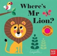 WHERE'S MR LION ?