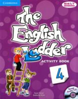 THE ENGLISH LADDER 4 ACTIVITY BOOK & SONGS CD
