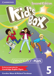 KID'S BOX 5 SECOND EDITION  PRESENTATION PLUS