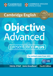 OBJECTIVE ADVANCED 4TH ED. PRESENTATION PLUS DVD-ROM
