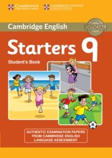 CAMBRIDGE Y.E.L. STARTER 9 STUDENT'S BOOK