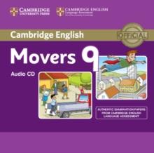 CAMBRIDGE Y.E.L. MOVERS 9 AUDIO CD