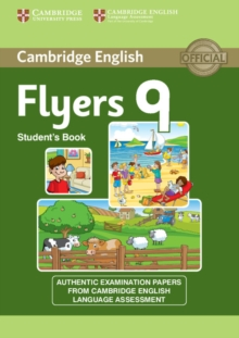 CAMBRIDGE Y.E.L. 9  FLYER STUDENT BOOK
