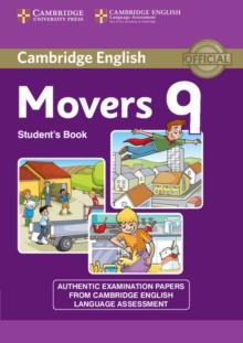 CAMBRIDGE Y.E.L. MOVERS 9 STUDENT BOOK