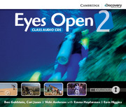 EYES OPEN 2 CLASS AUDIO CDS (3)