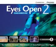 EYES OPEN 2 CLASS AUDIO CDS (3)