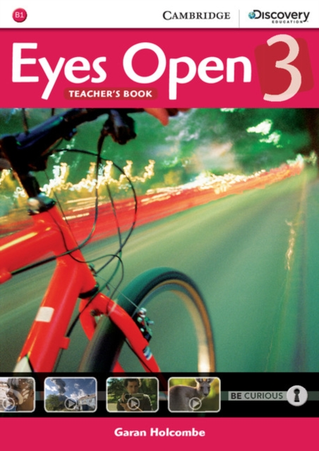 EYES OPEN 3 TEACHER'S BOOK