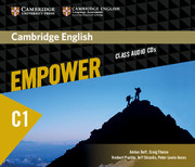 CAMBRIDGE ENGLISH EMPOWER ADVANCED CLASS AUDIO CDS (3)
