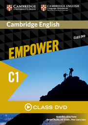 CAMBRIDGE ENGLISH EMPOWER ADVANCED CLASS DVD