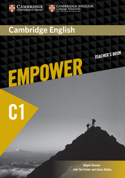CAMBRIDGE ENGLISH EMPOWER ADVANCED TEACHER'S BOOK
