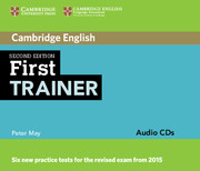 FIRST TRAINER 2ND EDITION AUDIO