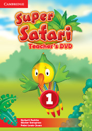 SUPER SAFARI LEVEL 1 TEACHER'S DVD