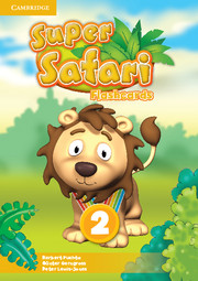SUPER SAFARI LEVEL 2 FLASHCARDS (PACK OF 71)