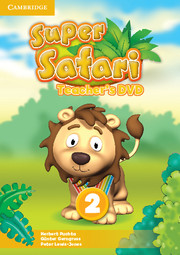 SUPER SAFARI LEVEL 2 TEACHER'S DVD