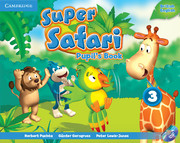 SUPER SAFARI LEVEL 3 PUPIL'S BOOK WITH DVD-ROM