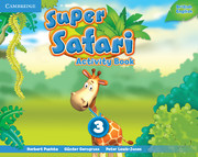 SUPER SAFARI LEVEL 3  ACTIVITY BOOK