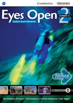 EYES OPEN 2 COMBO A WITH ONLINE WORKBOOK AND ONLINE RESOURCES