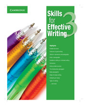 SKILLS FOR EFFECTIVE WRITING 3 STUDENT'S BOOK