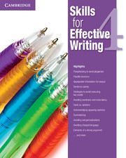 SKILLS FOR EFFECTIVE WRITING 4 STUDENT'S BOOK