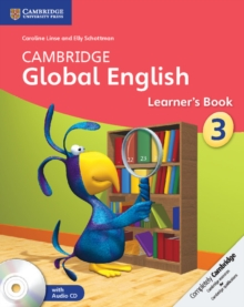 CAMBRIDGE GLOBAL ENGLISH STAGE 3 LEARNER'S BOOK WITH AUDIO CDS