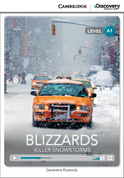 BLIZZARDS: KILLER SNOWSTORMS (BOOK WITH ONLINE ACCESS)
