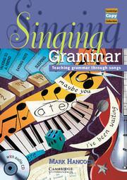 SINGING GRAMMAR & AUDIO CD