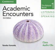 ACADEMIC ENCOUNTERS SECOND EDITION LEVEL 1 CLASS AUDIO CDS (2) LISTENING AND SPEAKING