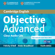 OBJECTIVE ADVANCED 4TH ED. CLASS AUDIO CDS (2)