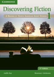 DISCOVERING FICTION 1 - A READER OF NORTH AMERICAN SHORT STORIES