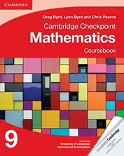 CAMBRIDGE CHECKPOINT MATHEMATICS COURSEBOOK 9