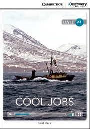 C.D.E.I.R. BEGINNING - COOL JOBS (BOOK WITH ONLINE ACCESS)