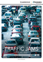 C.D.E.I.R. BEGINNING - TRAFFIC JAMS: THE ROAD AHEAD (BOOK WITH ONLINE ACCESS)