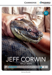 C.D.E.I.R. BEGINNING - JEFF CORWIN: WILD MAN (BOOK WITH ONLINE ACCESS)