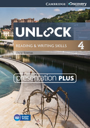 UNLOCK 4 READING AND WRITING SKILLS PRESENTATION PLUS DVD-ROM
