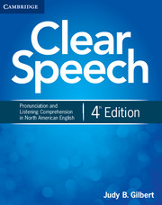 CLEAR SPEECH 4TH EDITION STUDENT'S BOOK