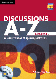 DISCUSSIONS A-Z ADVANCED & AUDIO CD