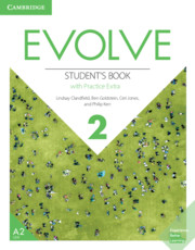 EVOLVE 2 STUDENT'S BOOK WITH PRACTICE EXTRA