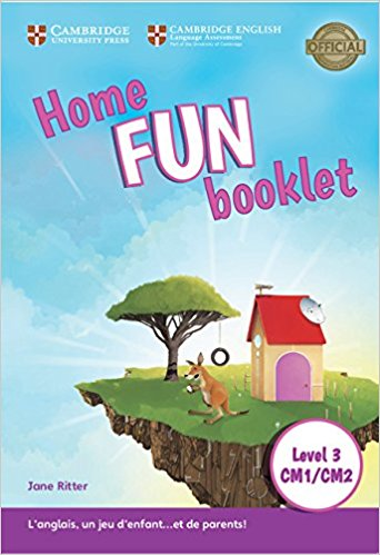 HOME FUN BOOKLET CM1/CM2
