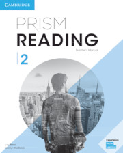 PRISM READING 2 TEACHER'S MANUAL