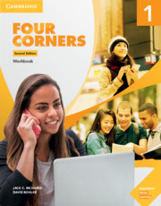 FOUR CORNERS SECOND EDITION LEVEL 1 WORKBOOK