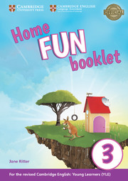 STORYFUN LEVEL 3 HOME FUN BOOKLET