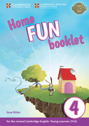 STORYFUN LEVEL 4 HOME FUN BOOKLET