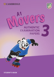 CAMBRIDGE ENGLISH YOUNG LEARNERS 3 FOR REVISED EXAM MOVERS  STUDENT'S BOOK